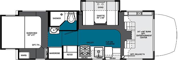 2400R Floorplan